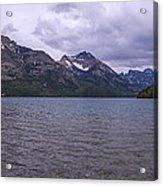 Upper Waterton Lake Acrylic Print