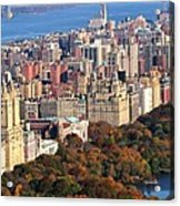 Upper West Side Acrylic Print