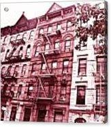 Upper West Side Acrylic Print