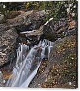 Uppre Chasm Falls Acrylic Print
