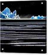 Upsala Glacier Acrylic Print by Arie Arik Chen