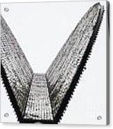 Upward Wedge Acrylic Print