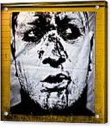 Urban Art - Face Acrylic Print