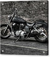 Urban Bike 001 Acrylic Print