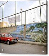 Urban Dissonance Acrylic Print by Shaun Higson