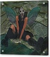 Urban Fairy Acrylic Print