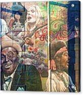Urban Graffiti 3 Acrylic Print