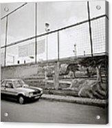 Urban Istanbul Acrylic Print