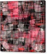 Urban Layers Acrylic Print