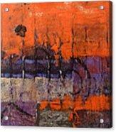 Urban Rust Acrylic Print