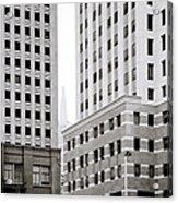 Urban San Francisco Acrylic Print