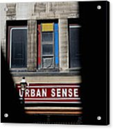 Urban Sense 1 Acrylic Print