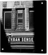 Urban Sense 1b Acrylic Print