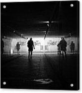 Urban Tunnel Acrylic Print