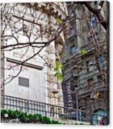 Urban View Acrylic Print
