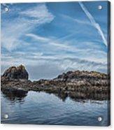 Urchin Rocks Acrylic Print