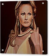 Ursula Andress Acrylic Print