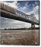 Us 190 Bridge Acrylic Print