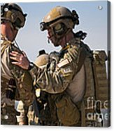 U.s. Air Force Pararescue Jumpers Acrylic Print