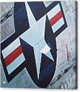 Us Air Force Acrylic Print