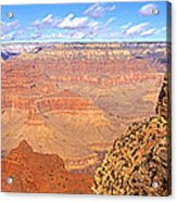 Us, Arizona, Grand Canyon, View Acrylic Print