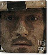 U.s. Army Infantryman Acrylic Print