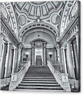 Us Naval Academy Bancroft Hall II Acrylic Print