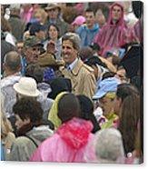 U.s. Senator John Kerry, Amidst Acrylic Print