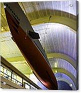 U.s. Submarine Museum 4 Acrylic Print