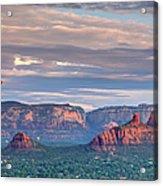 Usa, Arizona, Sedona Acrylic Print