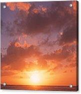 Usa, California, Pillar Point, View Acrylic Print