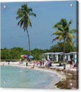Usa, Florida, Bahia Honda State Park Acrylic Print
