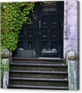 Use Other Door Acrylic Print