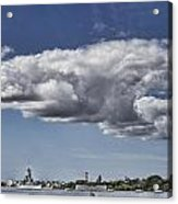 Uss Arizona Memorial-pearl Harbor V2 Acrylic Print