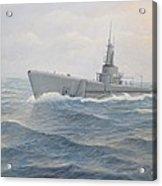 USS Jallao  Acrylic Print