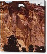 Utah Arch Acrylic Print