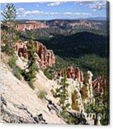 Utah Bryce Canoyn Acrylic Print