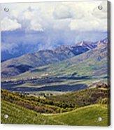Utah Acrylic Print