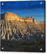 Utah Outback 40 Panoramic Acrylic Print