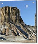 Utah Outback 41 Panoramic Acrylic Print
