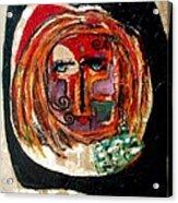 V. Acrylic Print