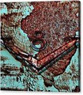 V Eight Acrylic Print