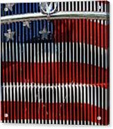V8 Freedom Acrylic Print