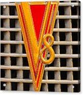 V8 Lasalle Acrylic Print