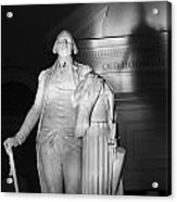 Va State Capitol 06 Acrylic Print