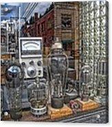 Vacuum Tubes And Diodes - Wallace Idaho Acrylic Print