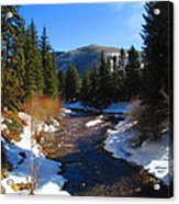 Vail Colorado Acrylic Print