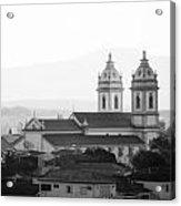 Catedra Nossa Senhora Da Gloria - Rio De Janeiro - Brazil Acrylic Print