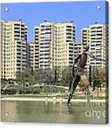 Valencia Spain Acrylic Print
