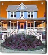 Valentine House Acrylic Print